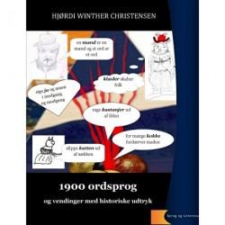 1900 ordsprog og vendinger - historiske udtryk