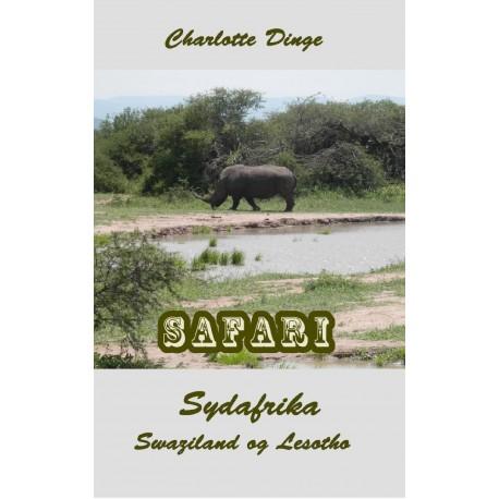 Safari. Sydafrika, Swaziland og Lesotho