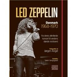 Led Zeppelin - Danmark 1968-1970: Fotografier af Jørgen Angel