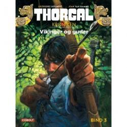 Thorgalkrøniken 3: Vikinger og guder