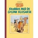 Reporteren Tintins oplevelser: Krabben med de gyldne klosakse: fundamentalistisk retroudgave i sort-hvid