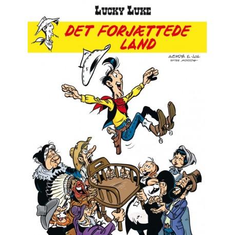 Lucky Luke: Det forjættede land