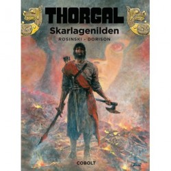 Thorgal 35: Skarlagenilden