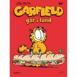 Garfield 64: Garfield går i land: Garfield går i land