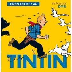 Tintin for de små: En bog om dyr