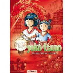 Yoko Tsuno samlebind 4: Under Kinas himmel