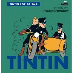 Tintin for de små: En bog om transportmidler
