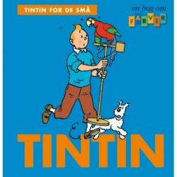 Tintin for de små: En bog om farver