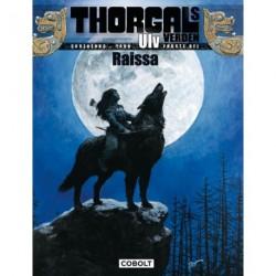 Thorgals verden: Ulv, første del: Raissa