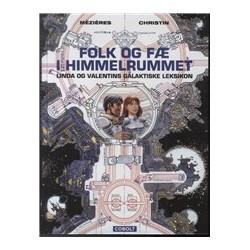 Linda og Valentins galaktiske leksikon: Folk og fæ i himmelrummet