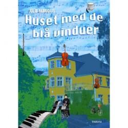 Huset med de blå vinduer: En erindringsfortælling