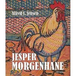 Jesper Morgenhane: en retro-kunst-børnebog til oplæsning for 3-6 årige