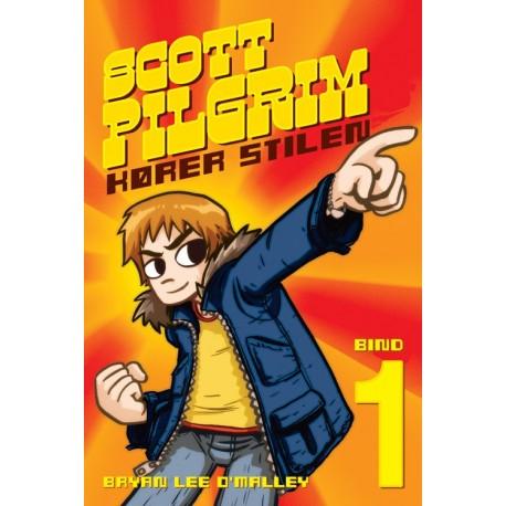 Scott Pilgrim kører stilen: Scott Pilgrim bind 1