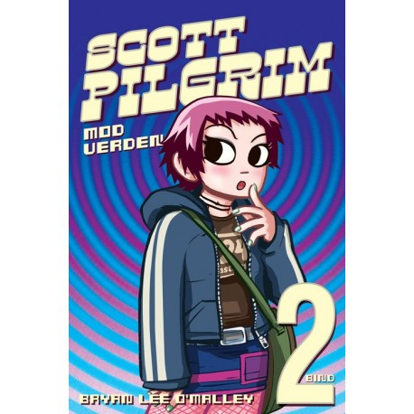 Scott Pilgrim mod verden: Scott Pilgrim bind 2