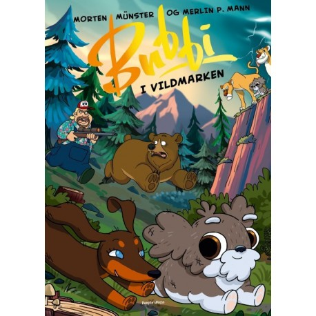 Bubbi i vildmarken: bind 3