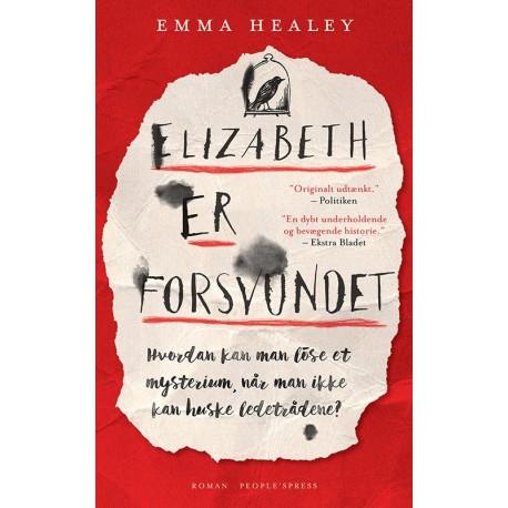 Elizabeth er forsvundet PB: Hvordan kan man løse et mysterium, når man ikke kan huske ledetrådende?