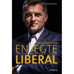 En ægte liberal: Venstremanden, der ikke vil tie stille