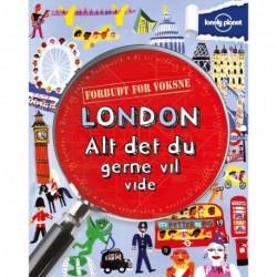 London - alt det du gerne vil vide
