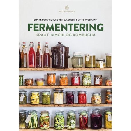Fermentering: Kraut, Kimchi og Kombucha