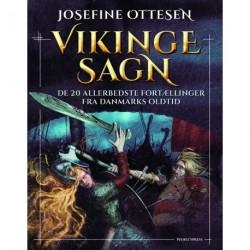 Vikingesagn: De 20 allerbedste fortællinger fra Danmarks Oldtid