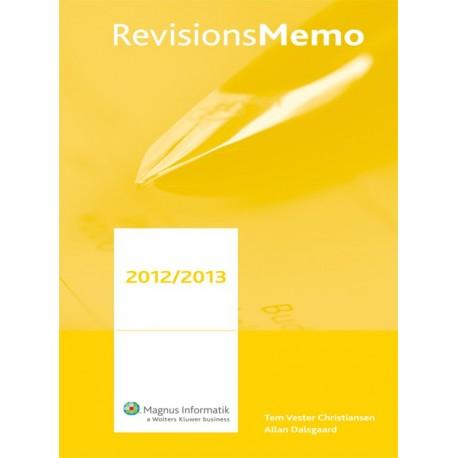 RevisionsMemo: Håndbog for praktikere (2012/2013 (6. udgave))