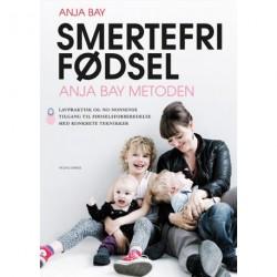 Smertefri fødsel: Anja Bay metoden