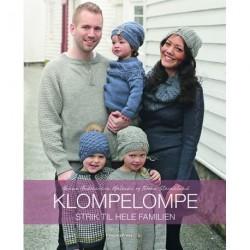 Klompelompe - Strik til hele familien