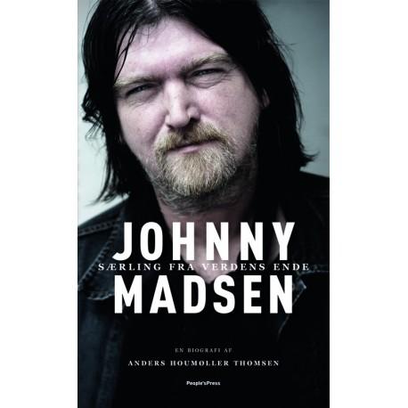 Særling fra verdens ende PB: samtaler om og med Johnny Madsen
