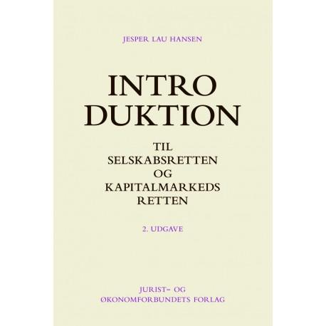 Introduktion til selskabsretten og kapitalmarkedsretten