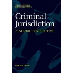 Criminal Jurisdiction: A Nordic perspektive