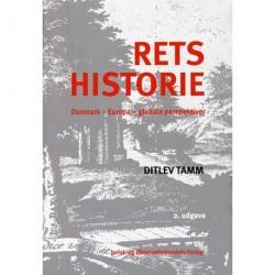 Retshistorie: Danmark, Europa, globale perspektiver