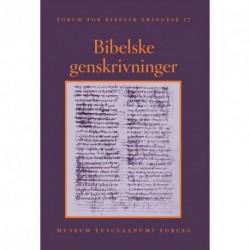 Bibelske genskrivninger