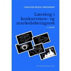 Lærebog i konkurrence- og markedsføringsret