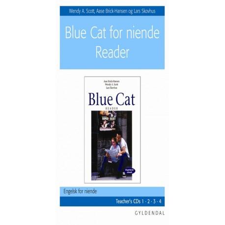 Blue cat: engelsk for niende