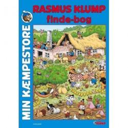 Min kæmpestore Rasmus Klump findebog