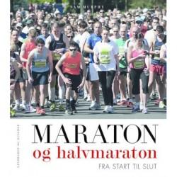 Maraton og halvmaraton: Fra start til slut