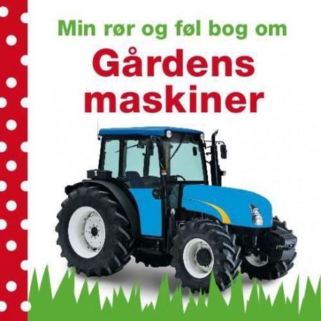 Min rør og føl bog om: Gårdens maskiner