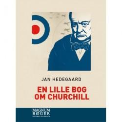 En lille bog om Churchill (storskrift)