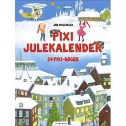Pixi-julekalender