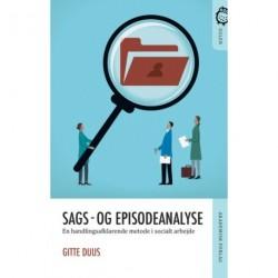 Sags- og episodeanalyse i socialt arbejde