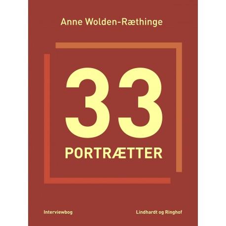 33 portrætter