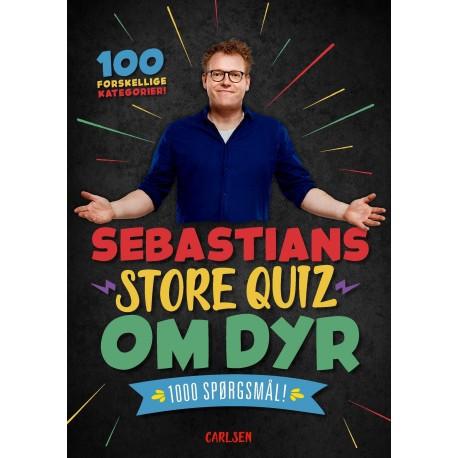 Sebastians store quiz om dyr