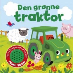 Den grønne traktor - sjov med lyd