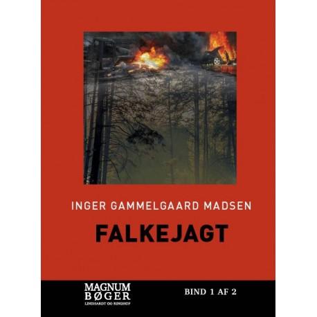 Falkejagt (Storskrift)