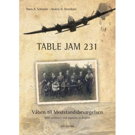 Table jam 231: Våben til Modstandsbevægelsen