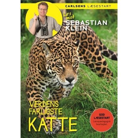 Læs med Sebastian Klein - Verdens farligste katte