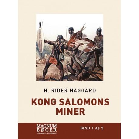 Kong Salomons miner (Storskrift)