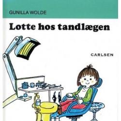 Lotte hos tandlægen (3): minimumskøb: 3 stk.