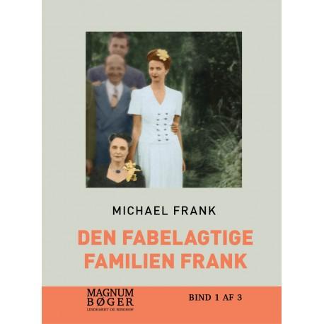 Den fabelagtige familien Frank (storskrift)