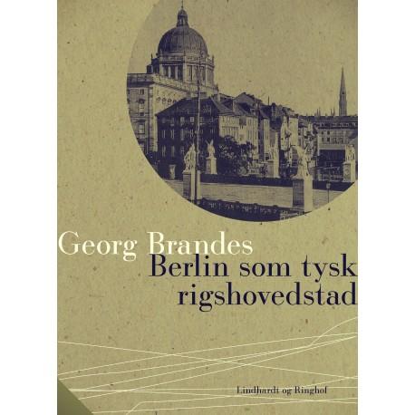 Berlin som tysk rigshovedstad